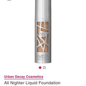 PRICE DROP! NIB- 8.0 All Nighter liquid foundation